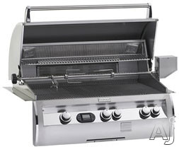 "Fire Magic E790IMA1NW 37"" Built-in Gas Grill with 792 sq. in. Cooking"