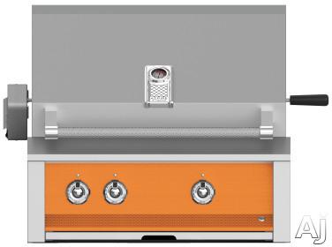 Hestan Aspire EABR30NGOR 30 Inch Built-In Grill