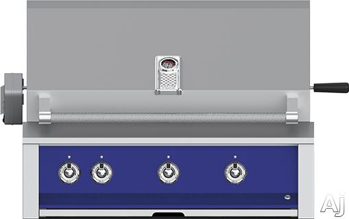 Hestan Aspire EMBR36LPBU 36 Inch Built-In Grill