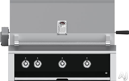 Hestan Aspire EMBR36LPBK 36 Inch Built-In Grill