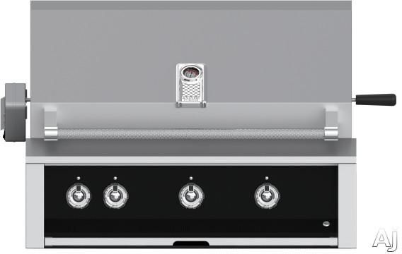 Hestan Aspire EABR36NGBK 36 Inch Built-In Grill