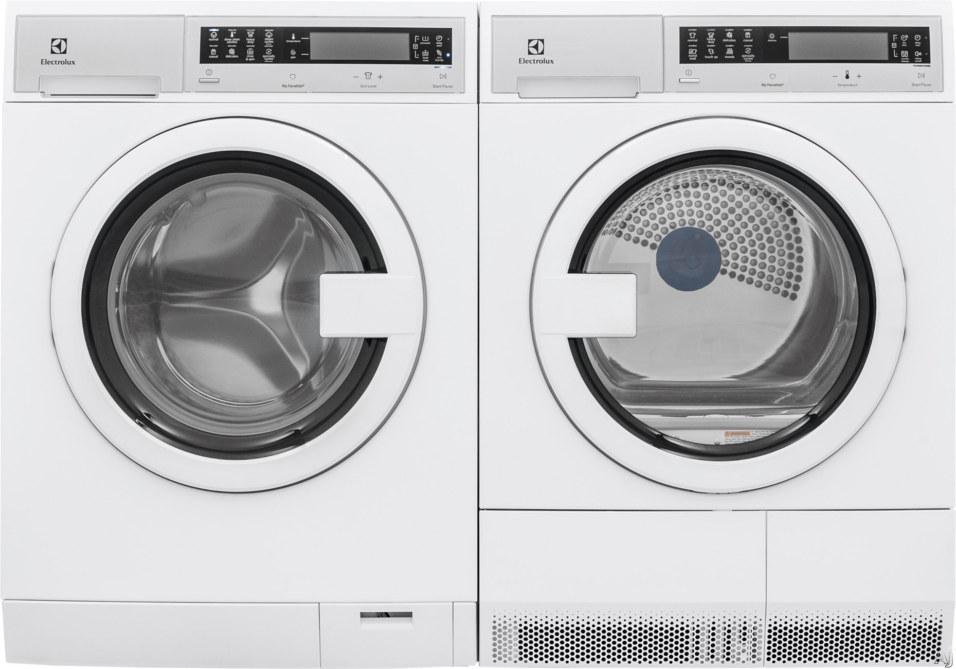 Electrolux ele20fl electrolux 20 series front load washer Electrolux washer and dryer