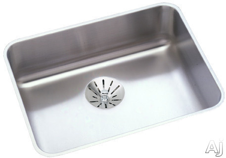 "Elkay ELUHAD211550PD  21 x 15 3/4"" x 4 7/8"" 18 gauge undermount stainless steel sink ELUHAD211550PD"