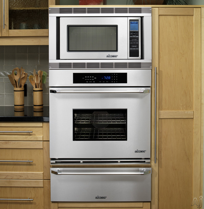 Dacor Eors127sch 27 Quot Single Electric Wall Oven With 3 4 Cu