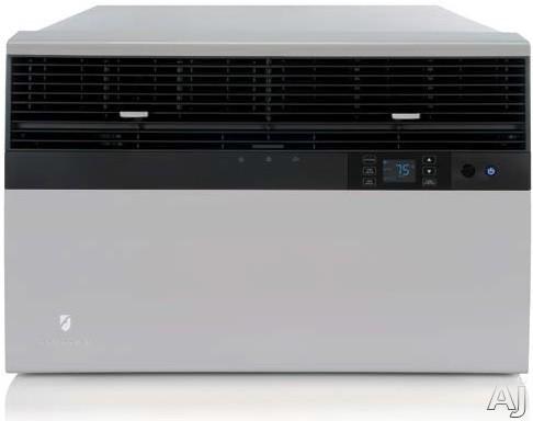 Friedrich Kuhl Plus Series ES14N33 13,100 BTU Room Air Conditioner with Electric Heat, 10,700 Heating BTU, 325 CFM Air Circulation, 4 Fan Speeds, FriedlichLink Wi-Fi Compatibility and EntryGuard ES14N33