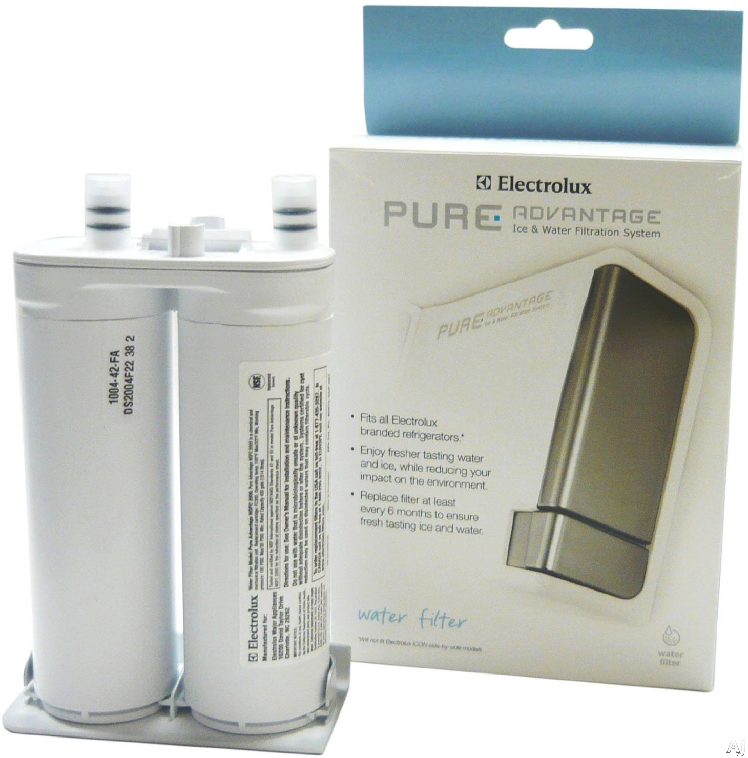 Electrolux Coffee Maker Water Filter : Electrolux EWF01 Replacement Water Filter