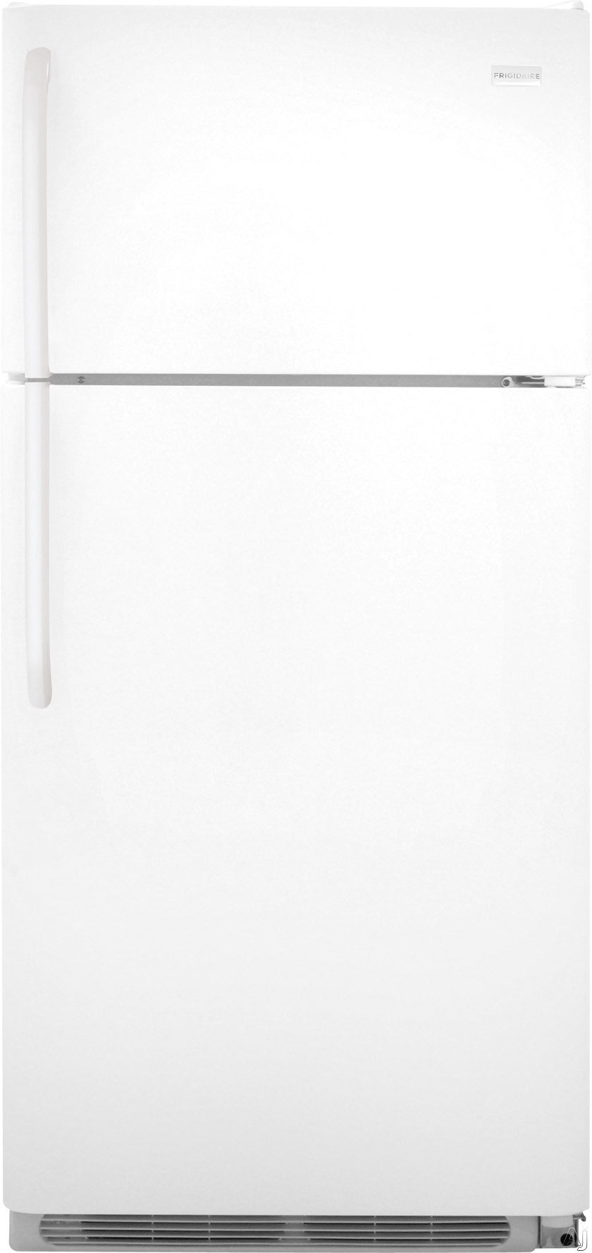 Frigidaire FFHI1831QP 30 Inch Top-Freezer Refrigerator with 18.0 cu. ft. Capacity, 2 SpillSafe Glass Shelves, Gallon Door Storage, 2 Crisper Drawers, 1 Deli Drawer, 3 Door Racks, Covered Dairy Bin, ADA Compliant, ENERGY STAR Qualified and Ice Maker: White
