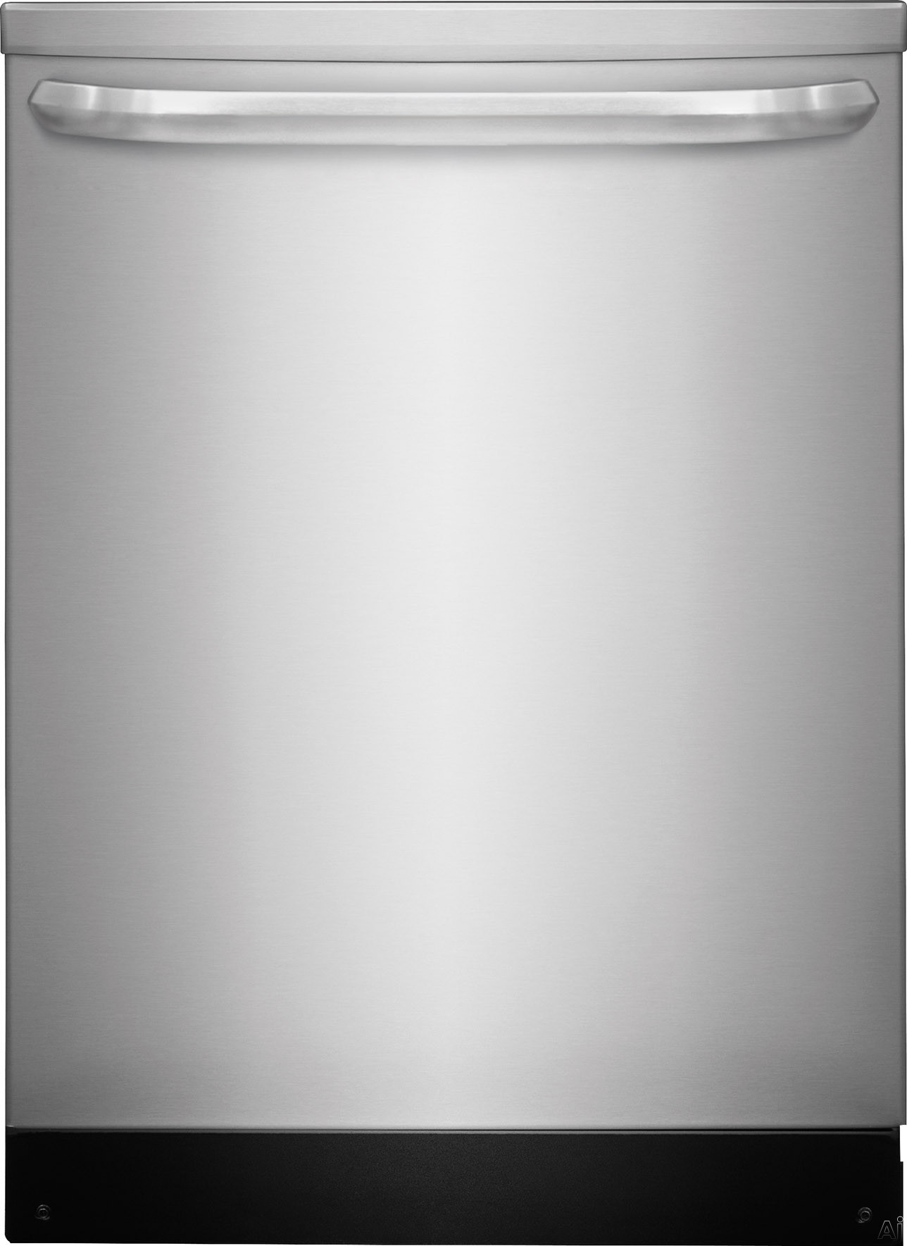 Frigidaire FFID2423RS Fully Integrated Dishwasher with 4 Wash Cycles, DishSense Technology, Delay Start, Sanitize Option, 12 Place Setting Capacity and Energy Star Certification FFID2423RS
