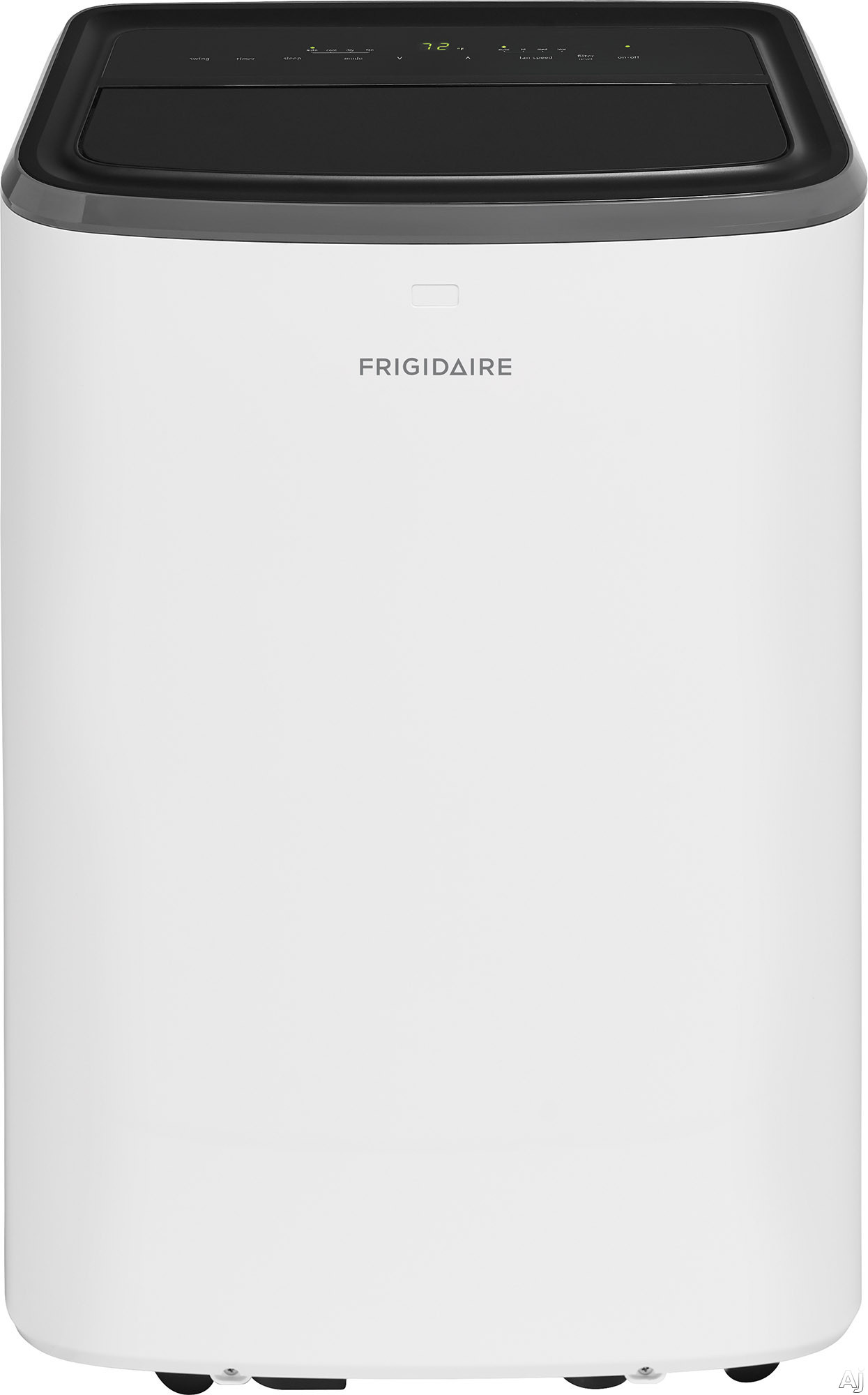 Frigidaire FFPA1022U1 10,000 BTU Portable Room Air Conditioner with SpaceWise® Portable Design, Effortless™ Temperature Control, Effortless™ Clean Filter, Effortless™ Restart, Sle