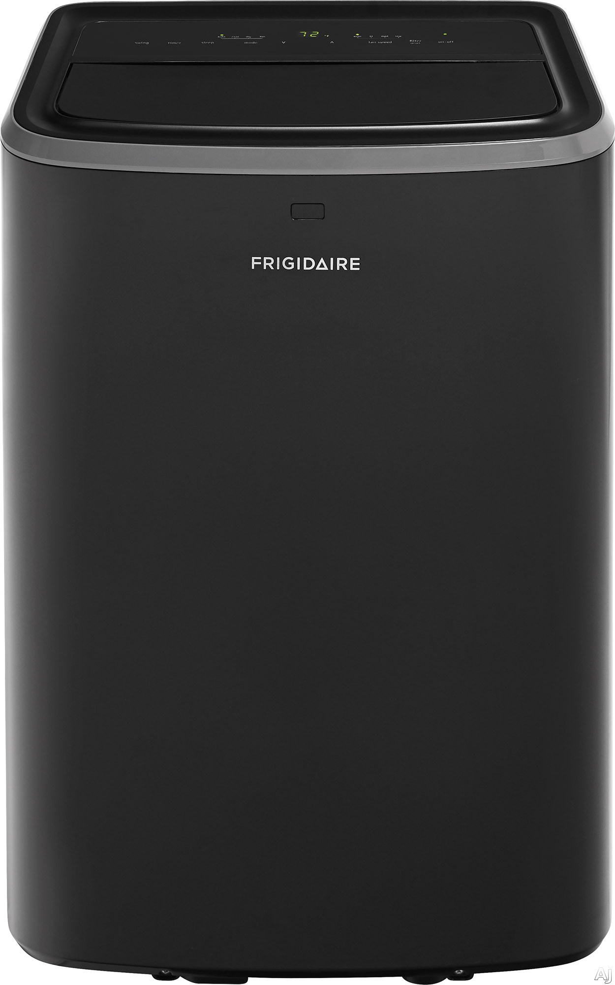 Frigidaire FFPA1222U1 12,000 BTU Portable Room Air Conditioner with SpaceWise® Portable Design, Effortless™ Temperature Control, Programmable 24-Hour Timer, Effortless™ Clean Filter, Ef