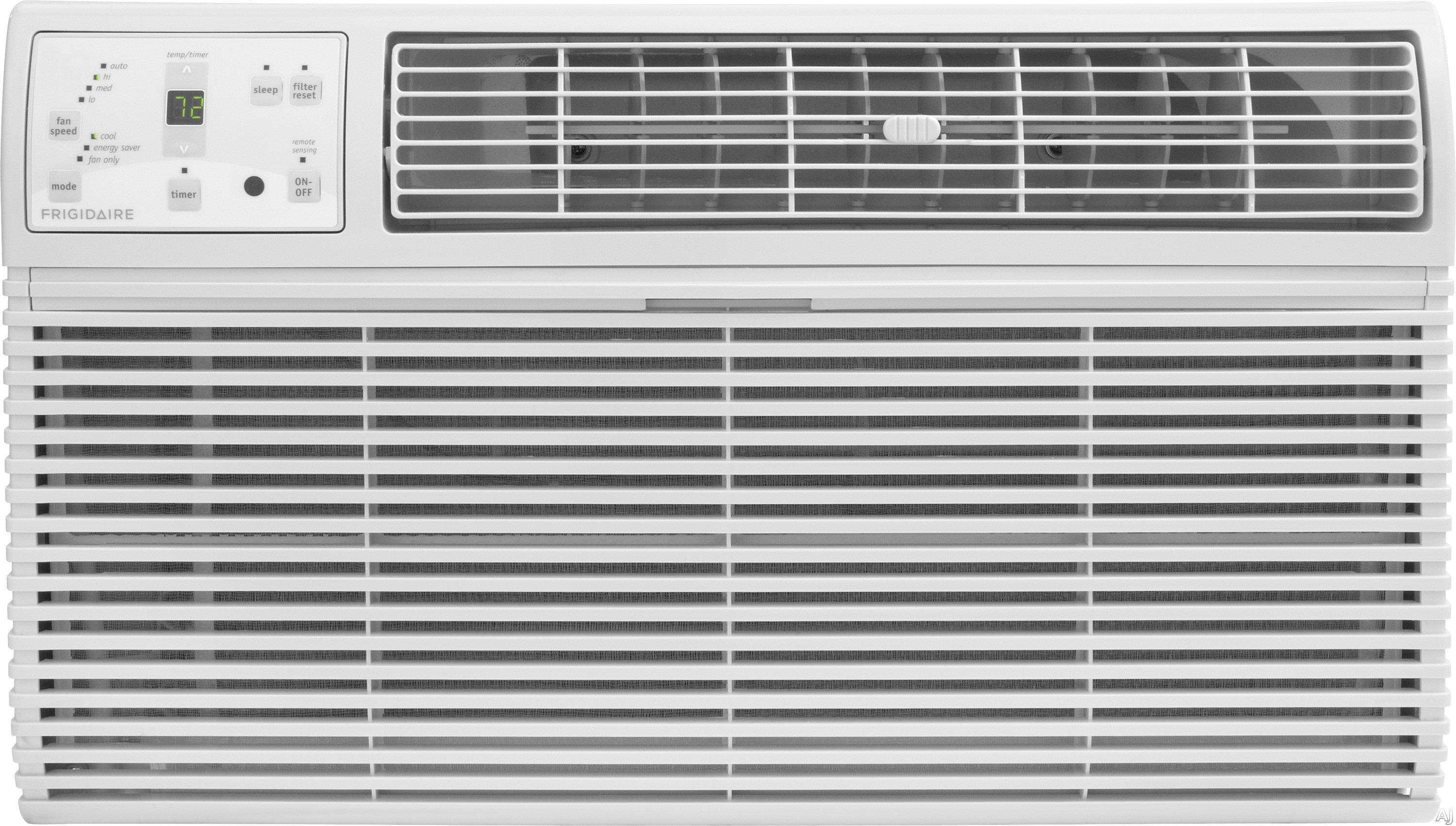 Frigidaire FFTA1422R2 14,000 BTU Thru-the-Wall Air Conditioner with 9.3 EER, R-410A Refrigerant, 4.3 Pts/Hr Dehumidification, 700 sq. ft. Cooling Area, Energy Saver and 230/208 Volts FFTA1422R2