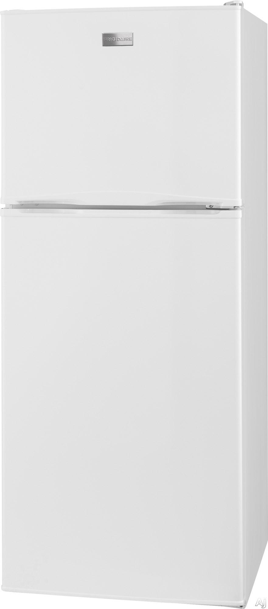 Frigidaire Fftr1022q 24 Inch Top Freezer Refrigerator With