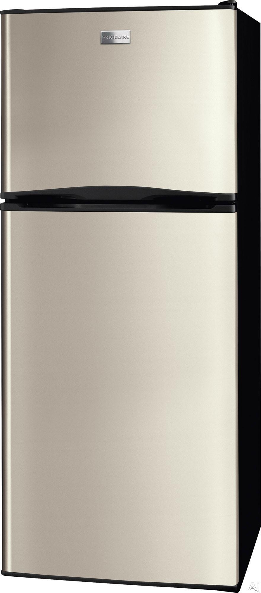 frigidaire fftr1222q 11 5 cu ft counter depth top freezer refrigerator with 3 glass shelves 2. Black Bedroom Furniture Sets. Home Design Ideas
