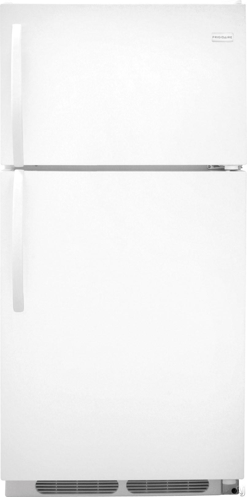 Frigidaire Fftr1514qw 14 6 Cu Ft Top Freezer