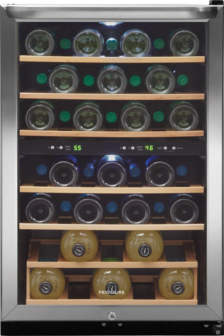 Frigidaire Ffwc3822qs 22 Inch Freestanding Wine Cooler