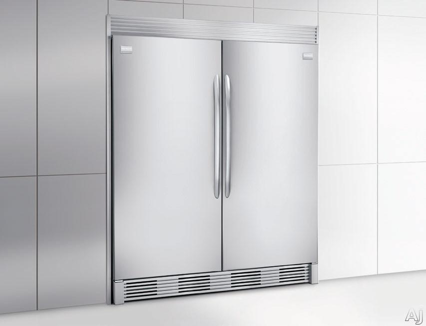 Frigidaire Fgru19f6qf 18 6 Cu Ft All Refrigerator With 2