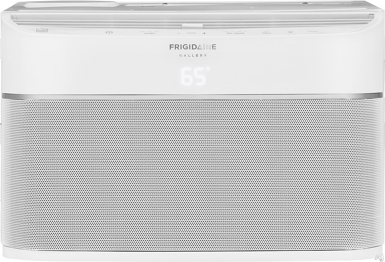 "Frigidaire Gallery Series FGRC0644U1 6000 BTU Room Air Conditioner with Effortlessâ""¢ Scheduling, Clean Air Ionizer, Effortlessâ""¢ Temperature Control, Smart App Compatible, Antibacterial Mesh"
