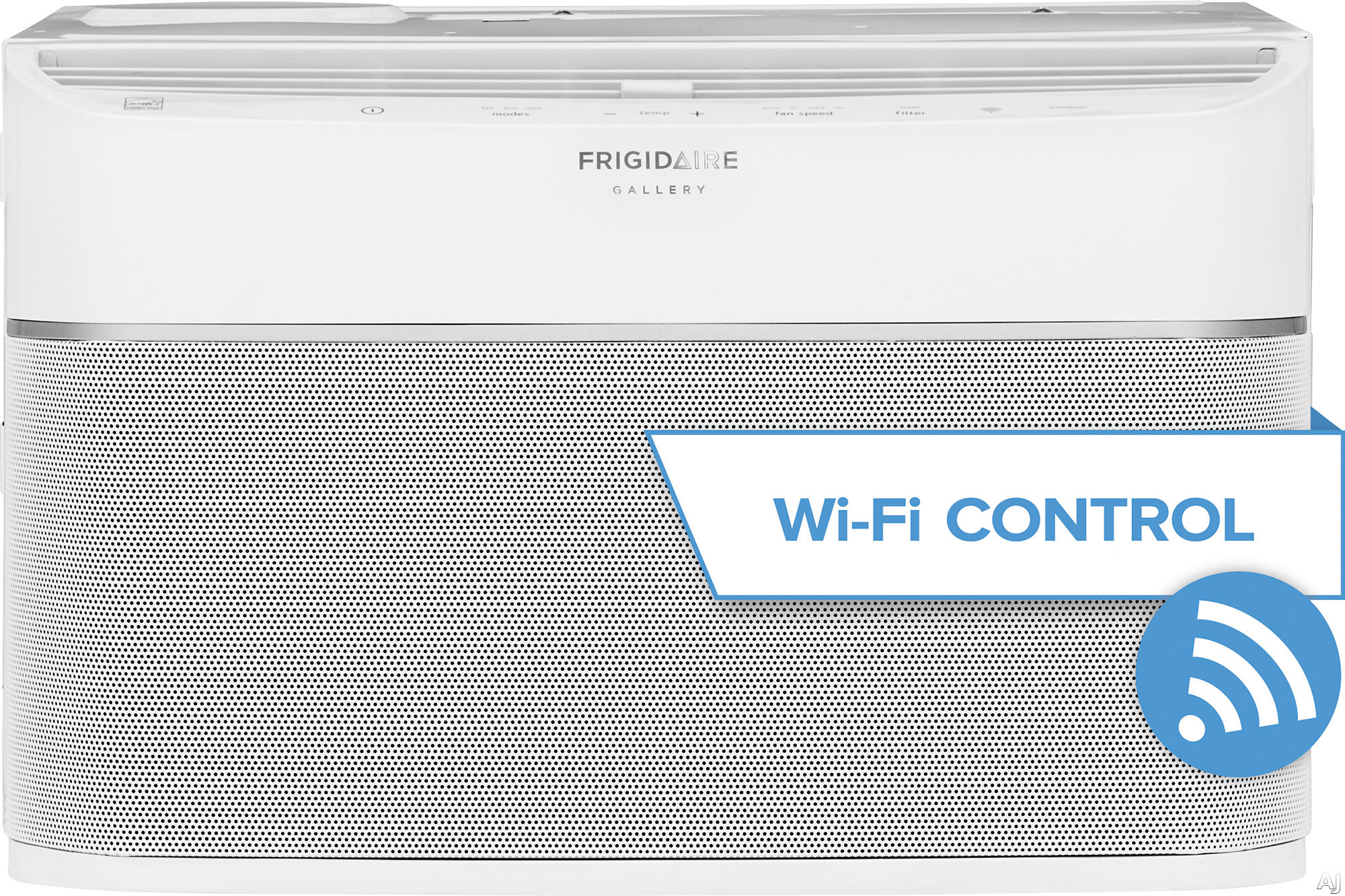 Frigidaire White Gallery FGRC0844S1 8,000 BTU Cool Connect Smart Window Air Conditioner with Wi-Fi Control 17920265