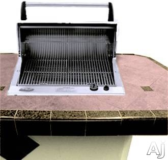 Countertop Grill : Legacy Collection 31s1s1na 24 Inch Deluxe Classic Countertop Gas Grill ...