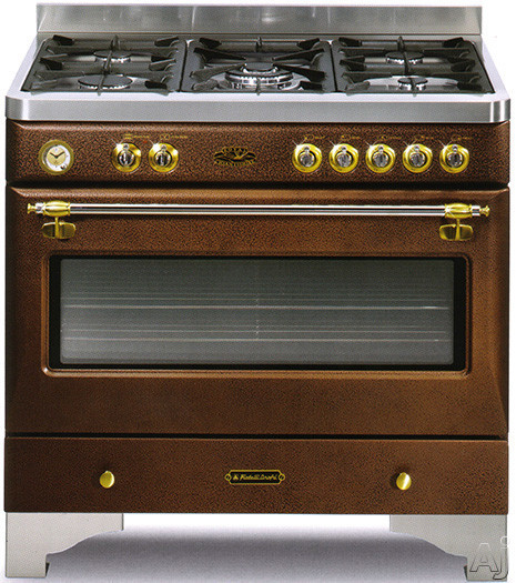 Fratelli Onofri Frryc905s 36 Pro Style Dual Fuel Range With 5 Sealed Burners 3 7 Cu Ft Manual