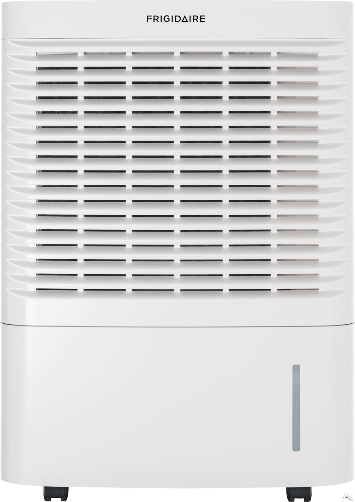 Frigidaire FAD954DWD 95 Pint Capacity Dehumidifier with Effortless™ Humidity Control, SpaceWise® Portable Design, Effortless™ Clean Filter, Ready-Select®, 3 Fan Speeds, Automatic Shut Off, Continuous Drain Option, Full Tank Alert System and Low Temperature Operation