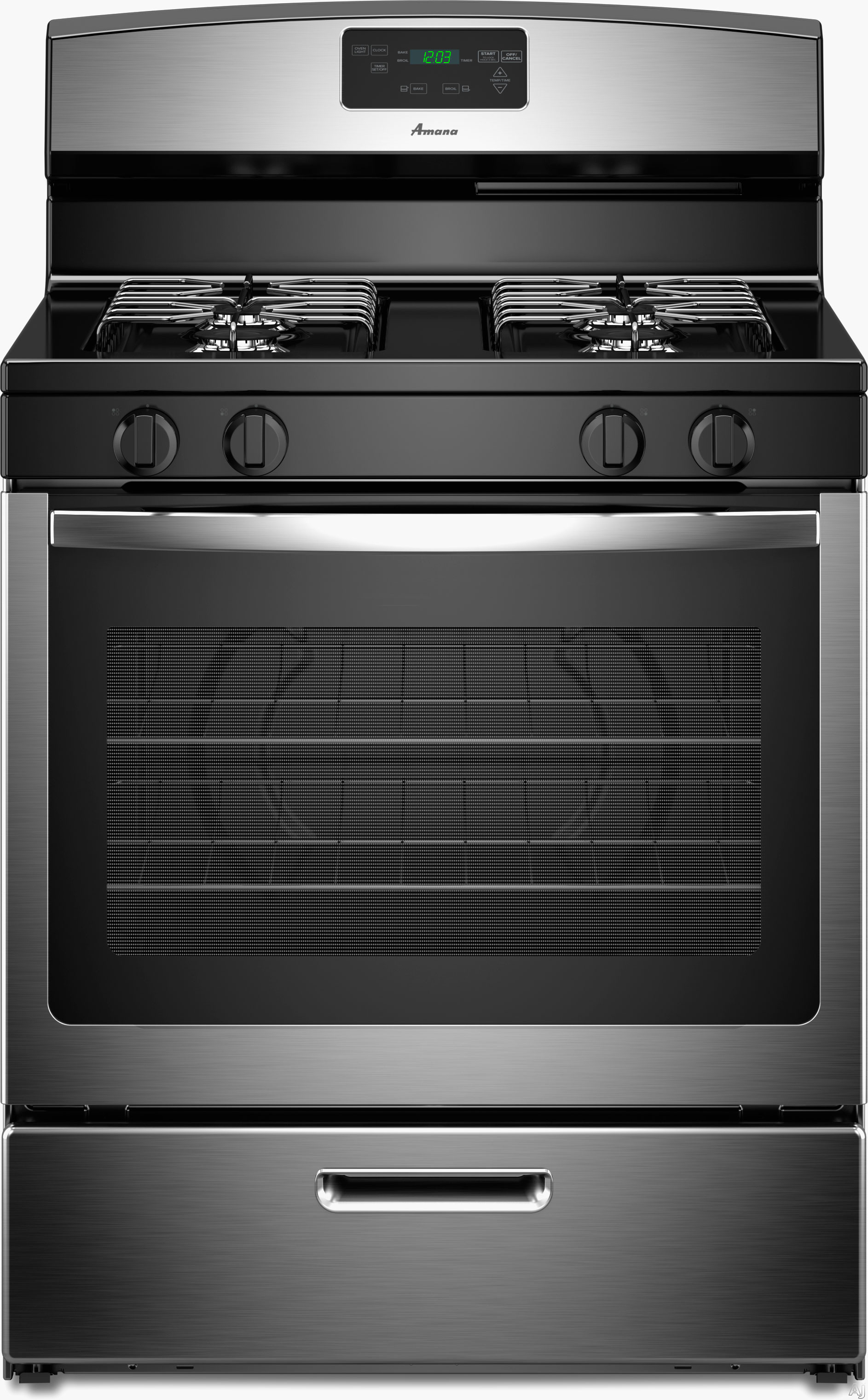 Frigidaire Sealed Burner Gas Range With Manual Clean Oven Manual Guide