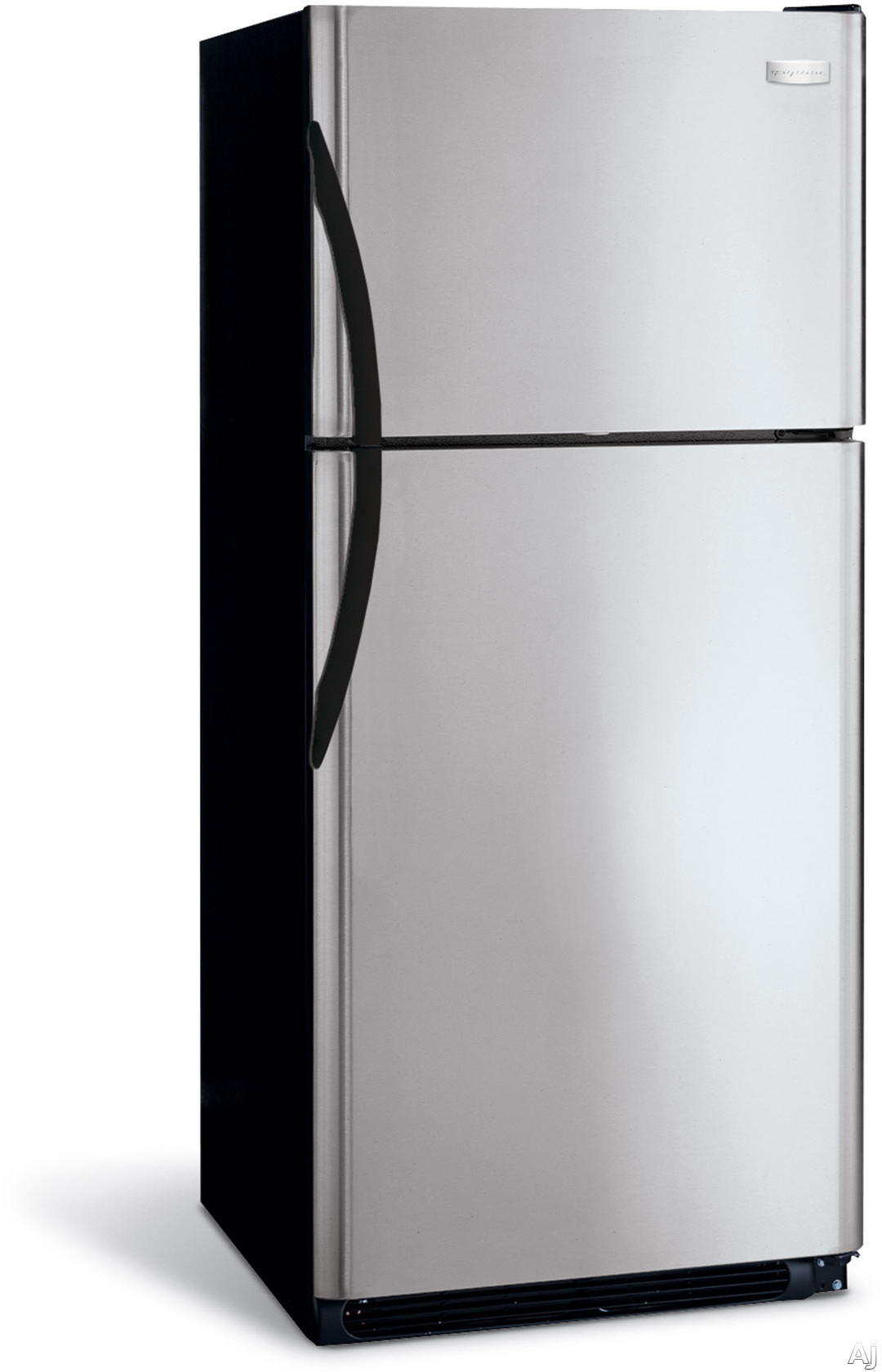 Frigidaire FRT18S6JS 18.2 cu. ft. Top-Freezer Refrigerator with 2 Sliding SpillSafe Glass