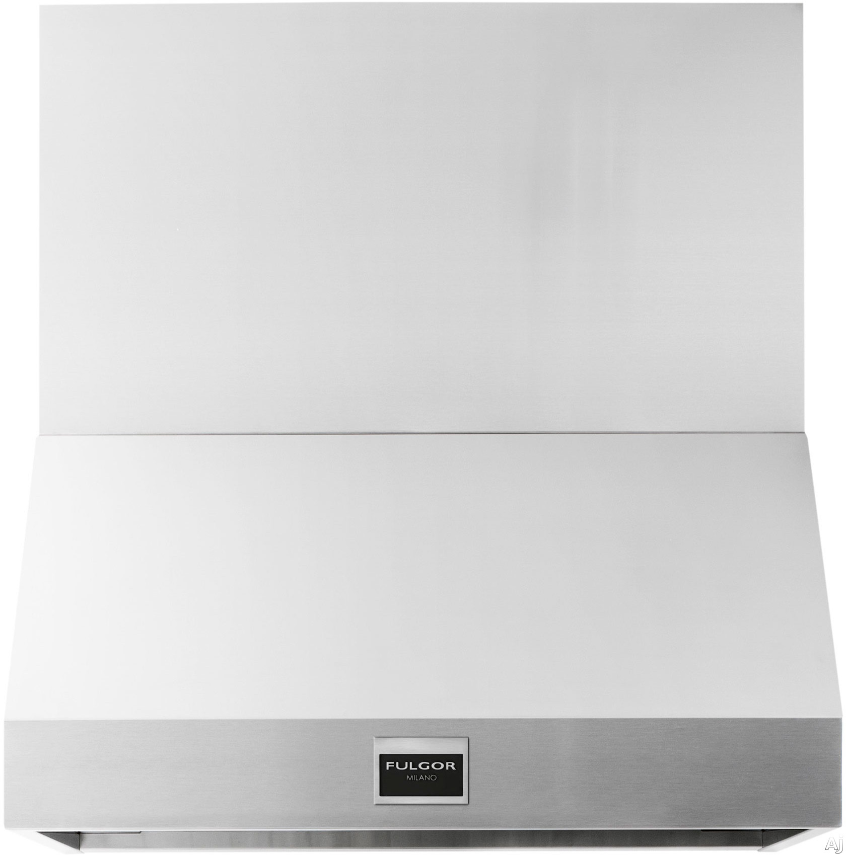 Fulgor Milano Sophia Series F6PH30S1 30 Inch Professional Wall Mount Hood with 600 CFM Internal Blower Stainless Steel Baffle Filters Mechanical Controls 4 Speed Blower Fan LED Lighting and Recirculating Options