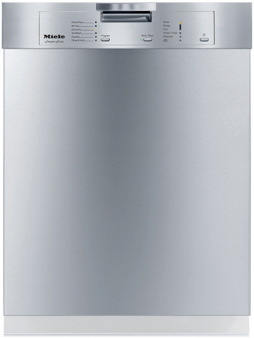 Miele Inspira II G2142SCI Full Console Dishwasher with 6 Wash Programs, 5 Temperatures, 14 Place Setting, CleanAir Drying, Double Waterproof, PC Updat