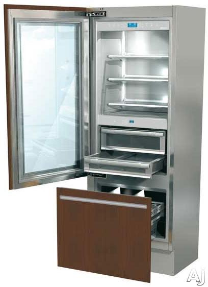 fhiaba-integrated70-series-g7491tgt3iu-30-built-in-bottom-freezer-with-157-cu-ft-capacity-glass-shelves-3-temperature-zones-trimode-convertible-freezer-ice-maker-glass-door-panel-ready-left-hinge-door-swing