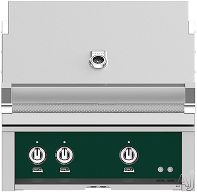 Hestan GSBR30NGGR 30 Inch Built-In Grill with