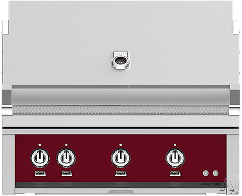 Hestan GABR36NGBG 36 Inch Built-In Grill with