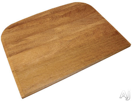 Franke Grande Series GD40S 14 Inch Iroko Cutting Board for GDX Series Sinks