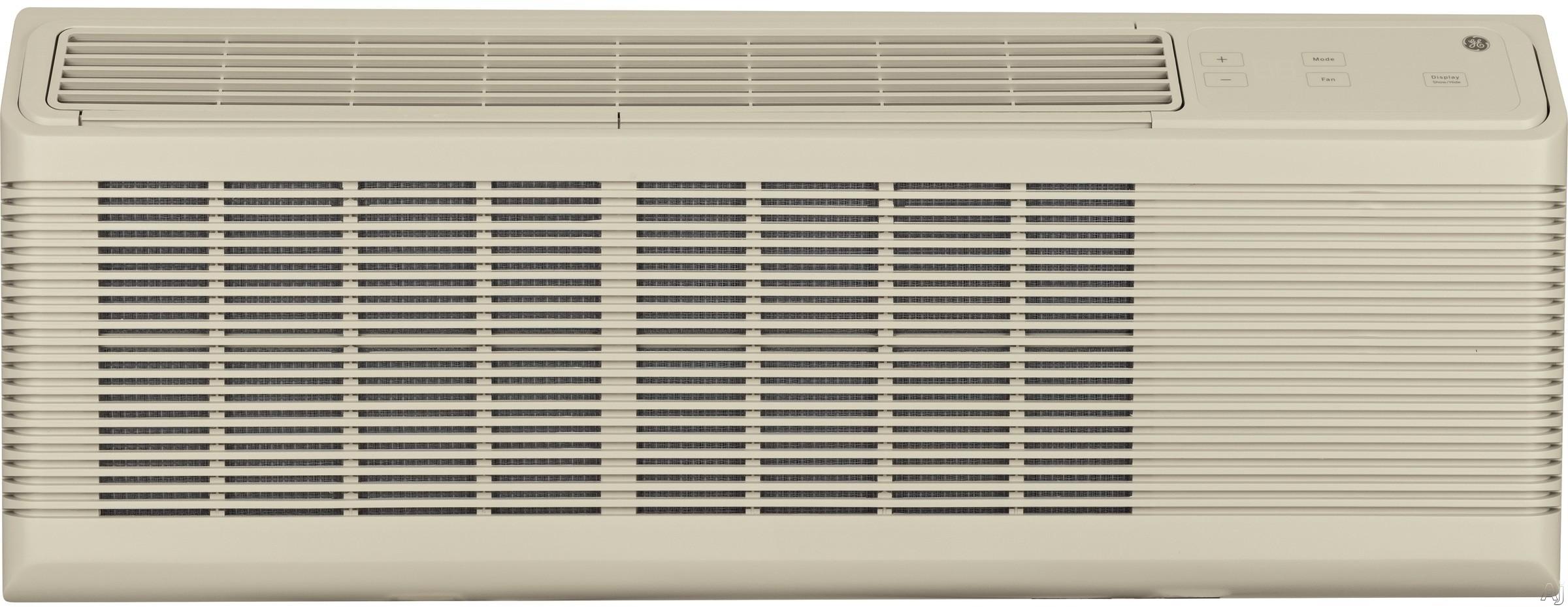 GE Zoneline AZ45E15DAB 14,900 BTU Packaged Terminal Air Conditioner with Electric Heat, 10.5 EER, 4.6 Pints Per Hour Dehumidification, R410A Refrigerant and 230/208 Volt AZ45E15DAB