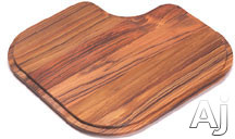 Franke EuroPro Series GN1640S Solid Wood Cutting Board