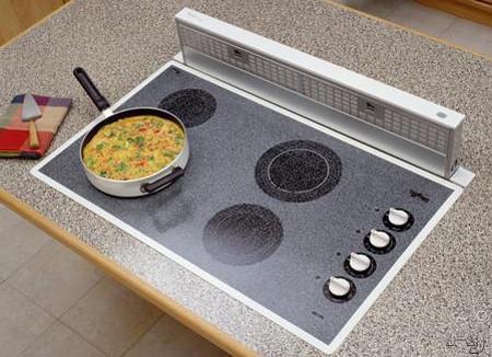 Kitchenaid Uxd8630dys Downdraft Ventilation System With
