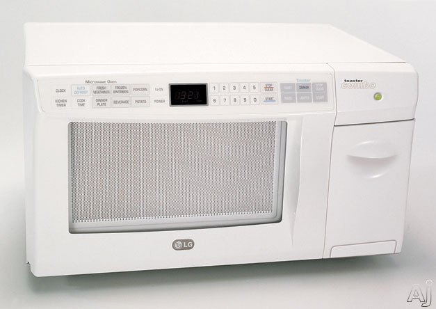 Cu. Ft. Combination Microwave Oven and Toaster with 900 Microwave ...