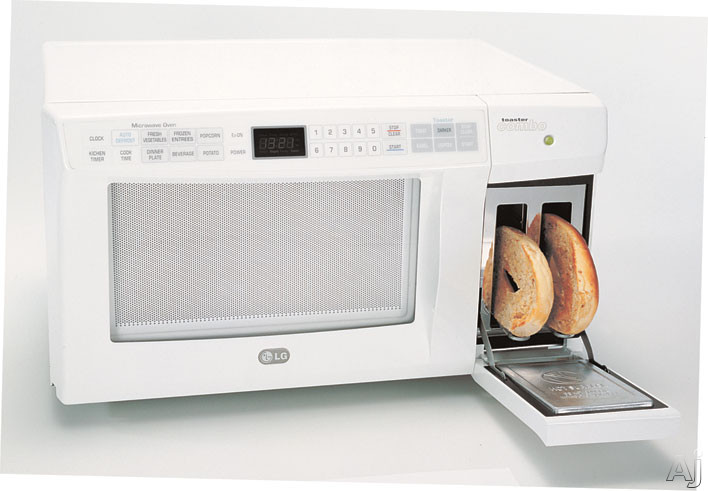 Lg Ltm9000w 0 9 Cu Ft Combination Microwave Oven And