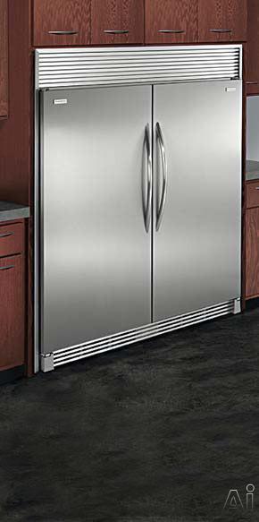 Frigidaire DUOTRIMKIT Dual Unit Trim Kit for the Frigidaire All refrigerator / All Freezer, U.S. & Canada DUOTRIMKIT