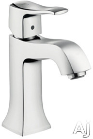 "Hansgrohe Metris C Series 31077001 Single Lever Lavatory Faucet with 4-1 / 2"" Reach, 7-1 / 4"", U.S. & Canada 31077001"