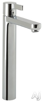 "Hansgrohe Metris S Series 31020001 Single Lever Vessel Faucet with 7-1 / 2"" Reach, 12-5 / 8"" Height, U.S. & Canada 31020001"