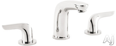 "Hansgrohe Allegro E Series 04182 Double Lever Widespread Lavatory Faucet with 4-3 / 4"" Reach, 5-1 /, U.S. & Canada 4182"