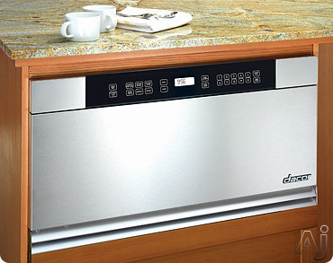 Dacor mmd30s 30 built in microwave in a drawer with 1 0 for Built in microwave ovens 30 inch