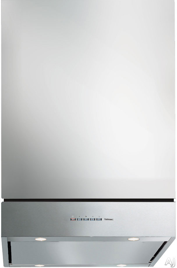 Futuro Futuro Loft Series IS16LOFTCTM 16 Inch Island Mount Range Hood with 940 CFM Internal Blower, 4 Speed Electronic Controls, 4 Halogen Lights, Perimeter Suction Filter System and Fingerprint Free Stainless Steel IS16LOFTCTM