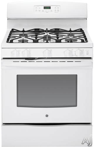 Ge jgb697dehww 30 freestanding gas range with 5 sealed for 17000 btu window air conditioner