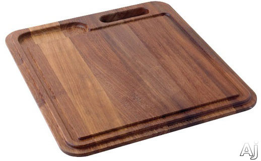 Franke Kubus Series KB40S Solid Wood Cutting Board