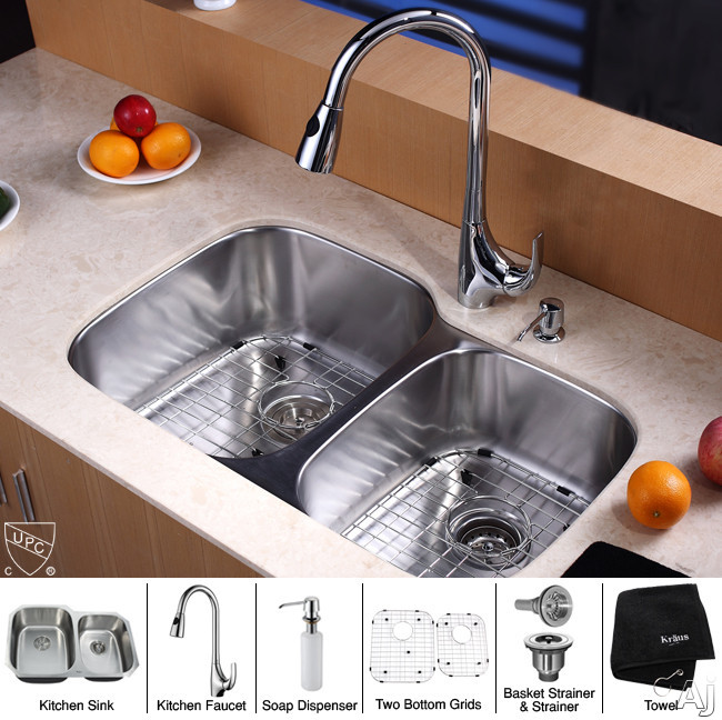 Sink and Accessories