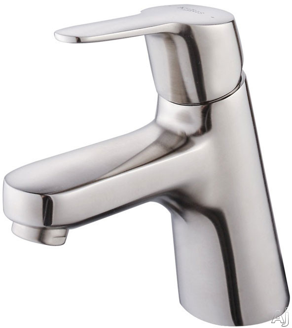 "Kraus Ferus Series KEF14901BN Ferus Single Lever Basin Faucet with 2-7 / 10"" Reach, Solid Brass, U.S. & Canada KEF14901BN"