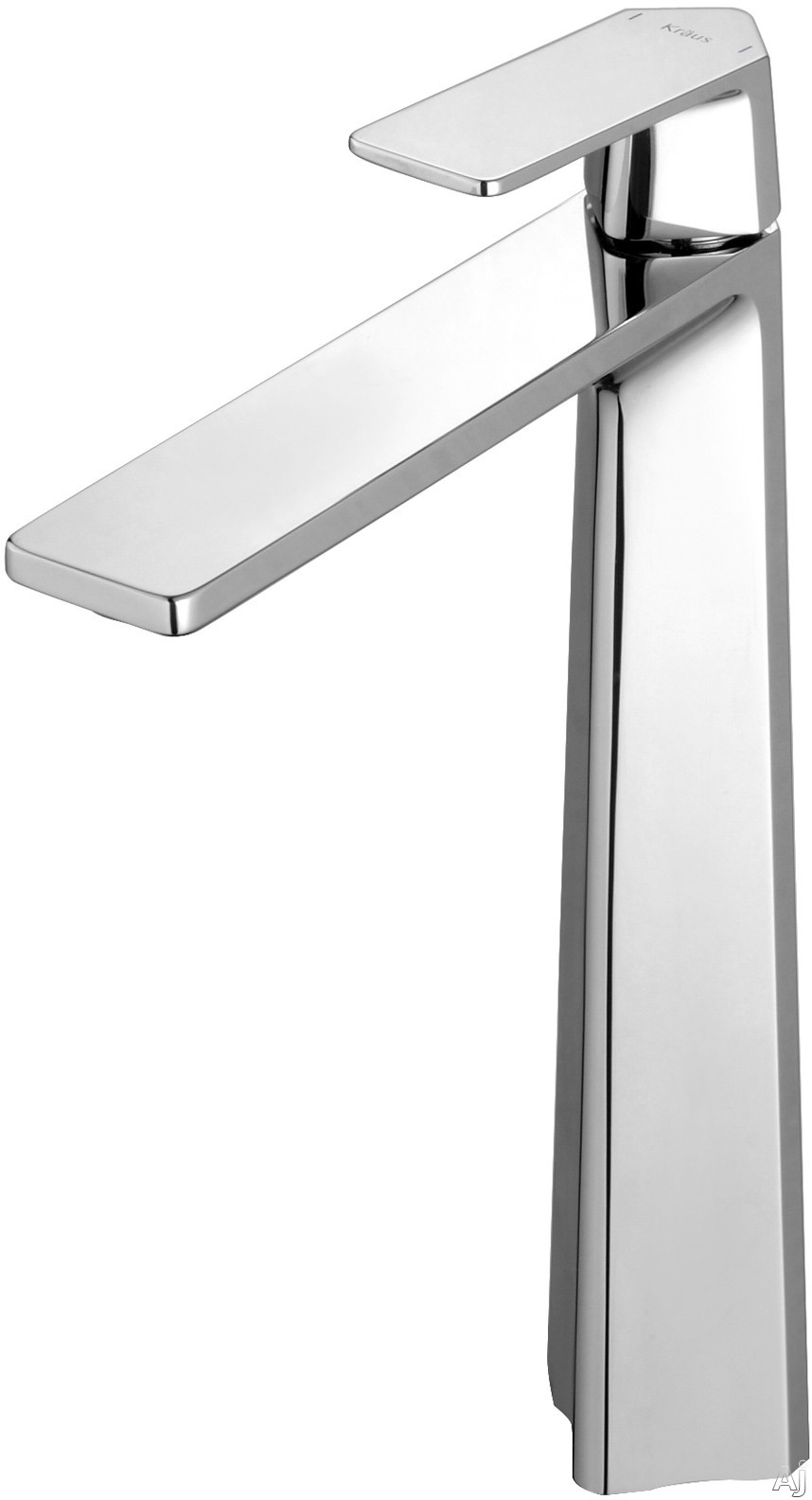 Kraus Exquisite Collection KEF15300CH Single Lever Bath Faucet with 6 3/8
