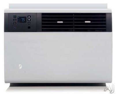 Friedrich Kuhl Series SQ06N10C 5,800 BTU Room Air Conditioner with 190 CFM Air Circulation, 3 Fan Speeds, EntryGuard, Defrost Control, Commercial Grade 20-Gauge Steel Cabinet, 24 Hr. Timer, 7-Day Programmability and ENERGY STAR Qualification SQ06N10C
